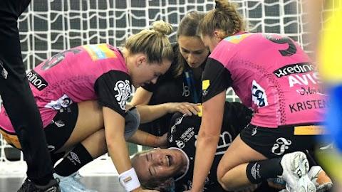 Súlyos sérülése ellenére nem tervezi a visszavonulást Katrine Lunde