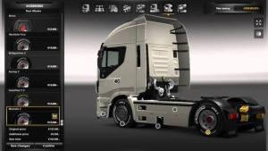 Wheels Pack - ETS 2 Mod