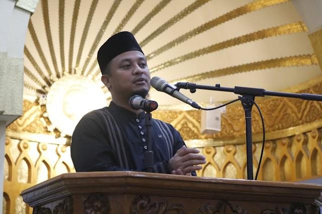 Tim Safari Ramadhan  Provinsi Sulsel Kunjungi  Kabupaten Wajo