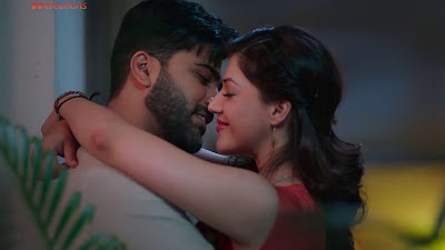Nice Couple Mehreen Pirzada And Sharwanand  HD Photo