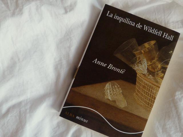La Inquilina De Wildfell Hall De Anne Brontë Star En Rojo
