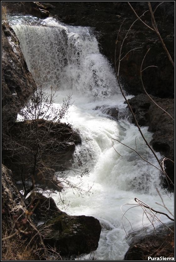 Río Guadiela en la Hoz De Los Toriles