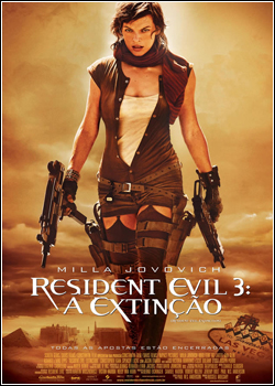 Baixar Resident Evil 3: A Extinção Dublado Grátis