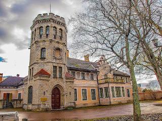 Замок графа Орлова в Таллинне