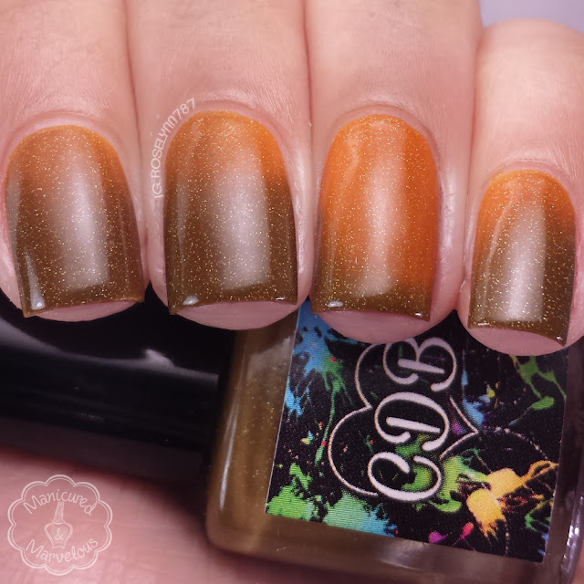 CDB Lacquer - Rustling Leaves
