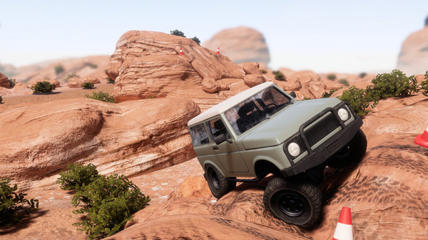 Pure Rock Crawling PC Game