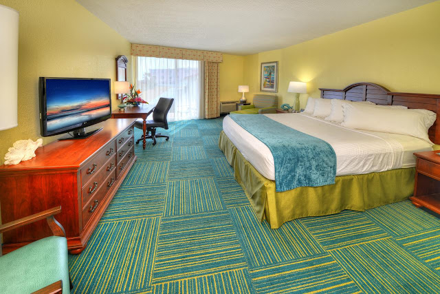 Best Western Aku Tiki Inn em Daytona Beac: quarto