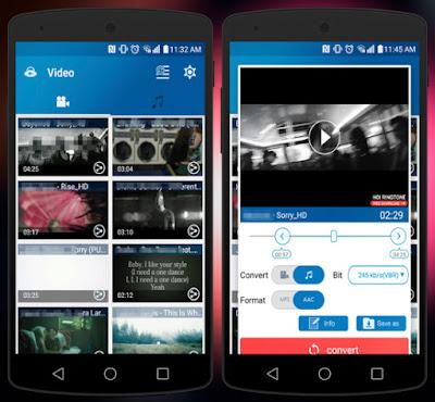 تطبيق Video MP3 Converter للأندرويد, تطبيق تحويل الفيديو الى mp3 للأندرويد , تطبيق Video MP3 Converter مدفوع للأندروي