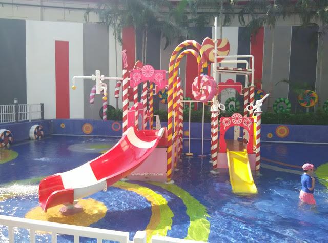 SPICE Aquatic Centre,Children Water Splash Pool, SPICE Aquatic Centre,Children Water Splash Pool, kolam kanak-kanak SPICE, tempat mandi kanak-kanak Spice Aquatic Centre,