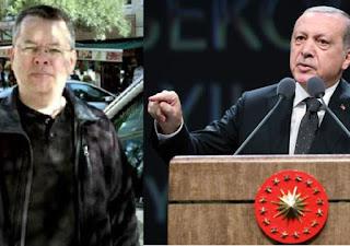 «Ιερός» πόλεμος νεύρων ανάμεσα σε Τουρκία και ΗΠΑ