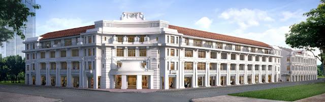 The Capitol Kempinski Hotel Singapura