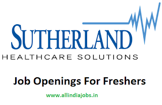 Sutherland Healthcare Solutions Jobs