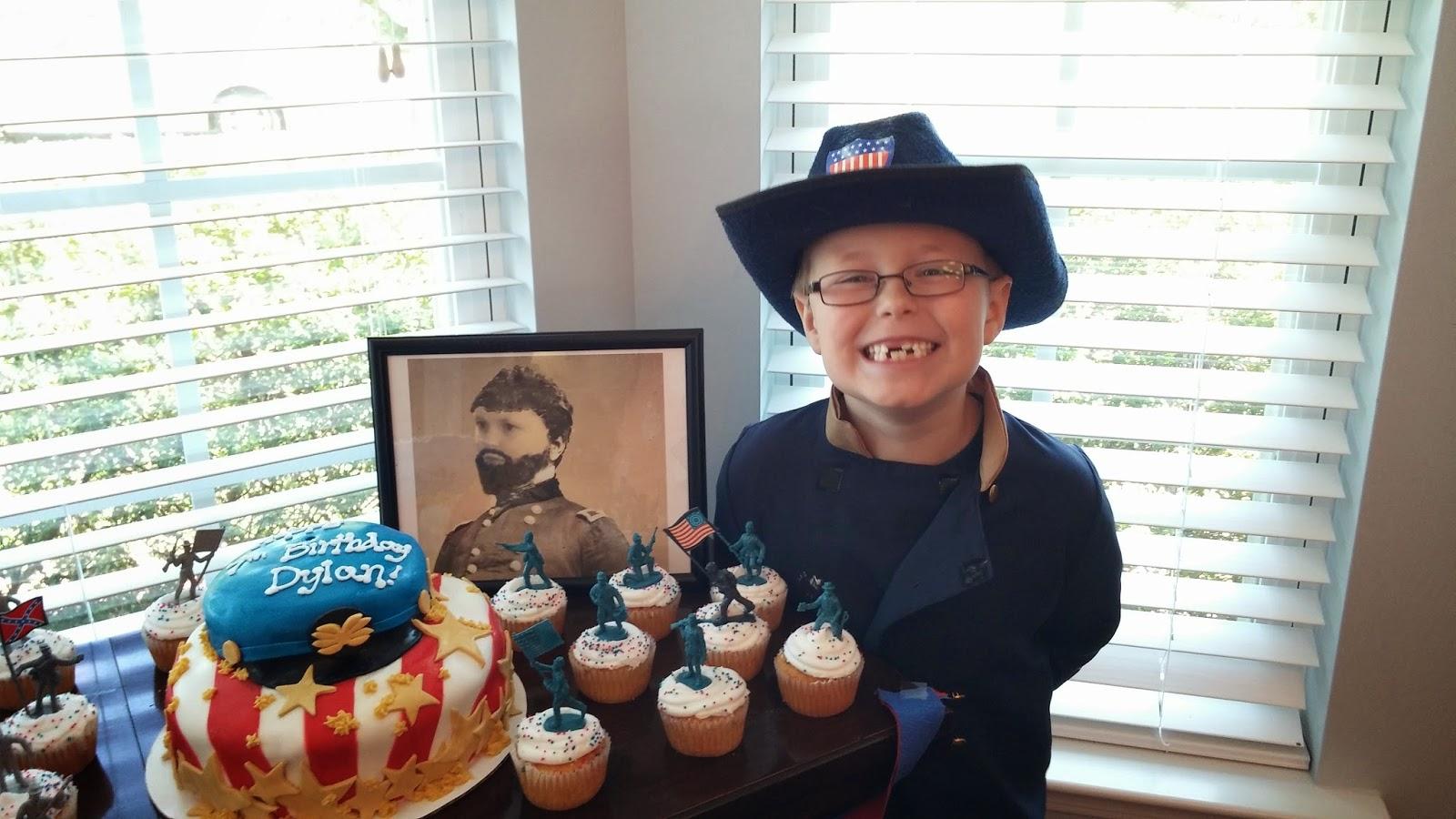 A Life Of Gratitude A Civil War Party