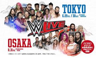 WWE Live Osaka
