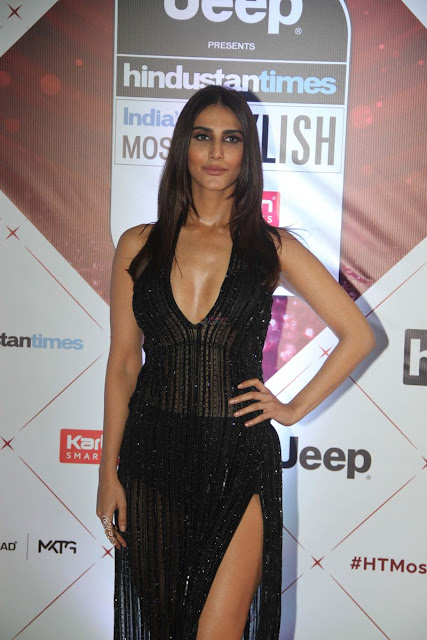 Vaani Kapoor at HT Most Stylish Awards 2018