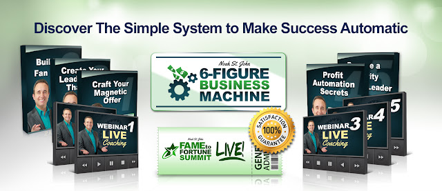 The 6 Figure Business Machines Review