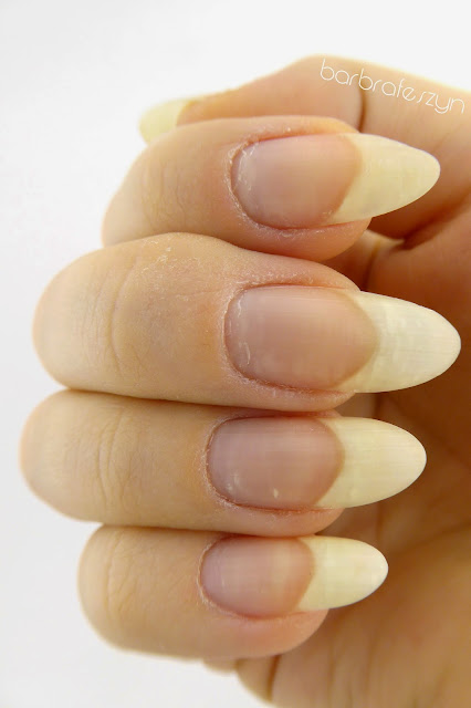 Moja pielęgnacja paznokci