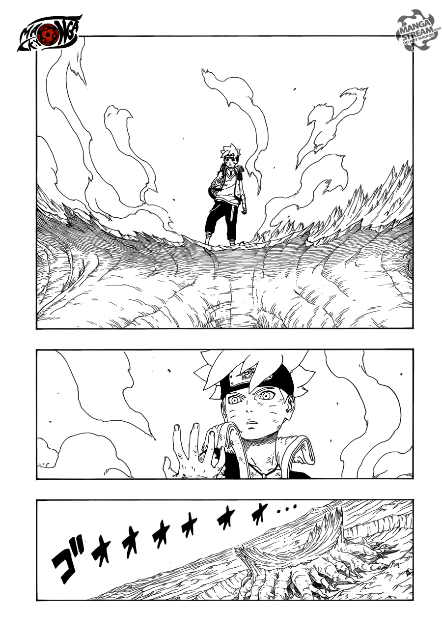Boruto Chapter 10-19