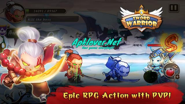 Sword Warrior MOD APK