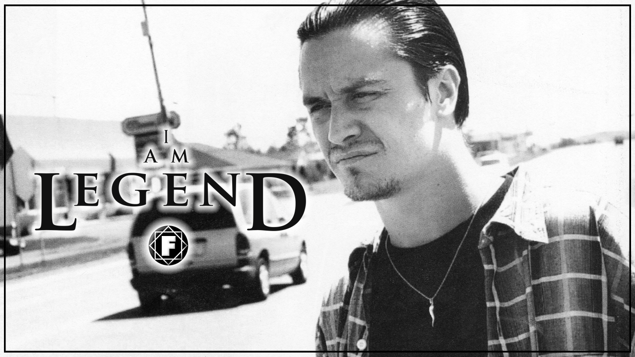 MIKE PATTON | The film \'I Am Legend\' was released 10 years ago!