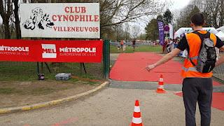 Triathlon Villeneuve d'Ascq course