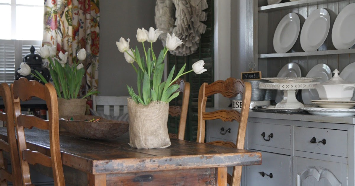 12 Rustic Dining Room Ideas: Parkdale Ave.: A Rustic Dining Room