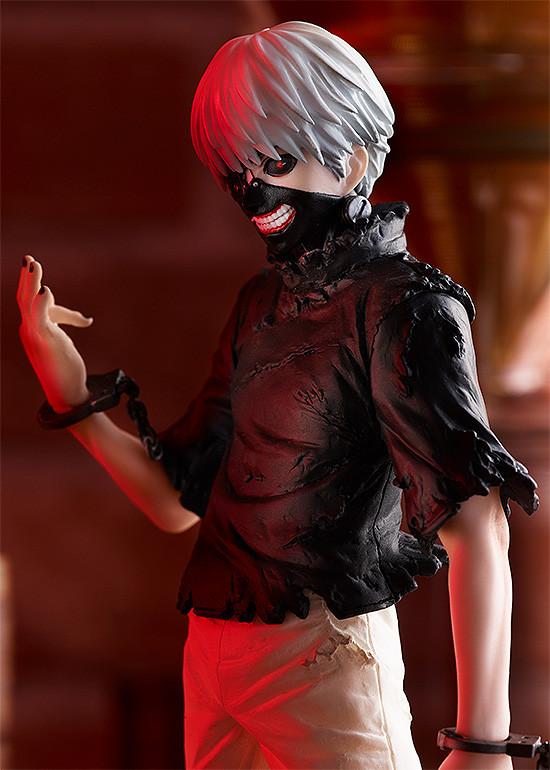 Figuras: Nuevo POP UP PARADE Ken Kaneki de Tokyo Ghoul - Good Smile Company