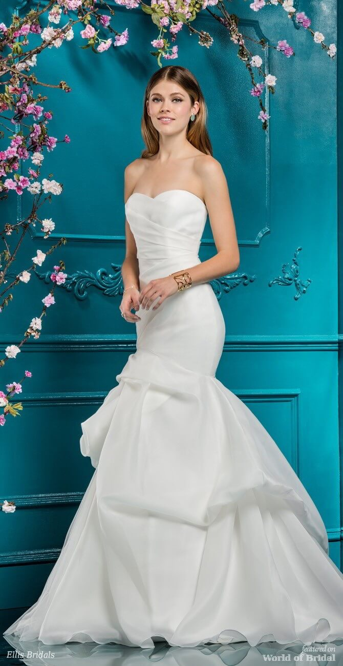 Ellis Bridals 2018 Wedding Dresses - World of Bridal