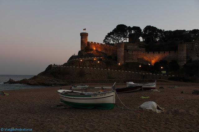 la Selva, Girona, Catalunya, els millors monuments del gòtic civil