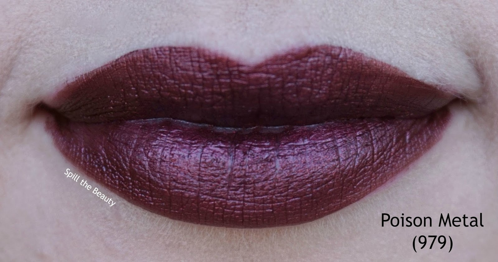dior rouge dior liquid lipstick frenetic matte poison metal hectic matte shock matte swatches review lips - poison metal