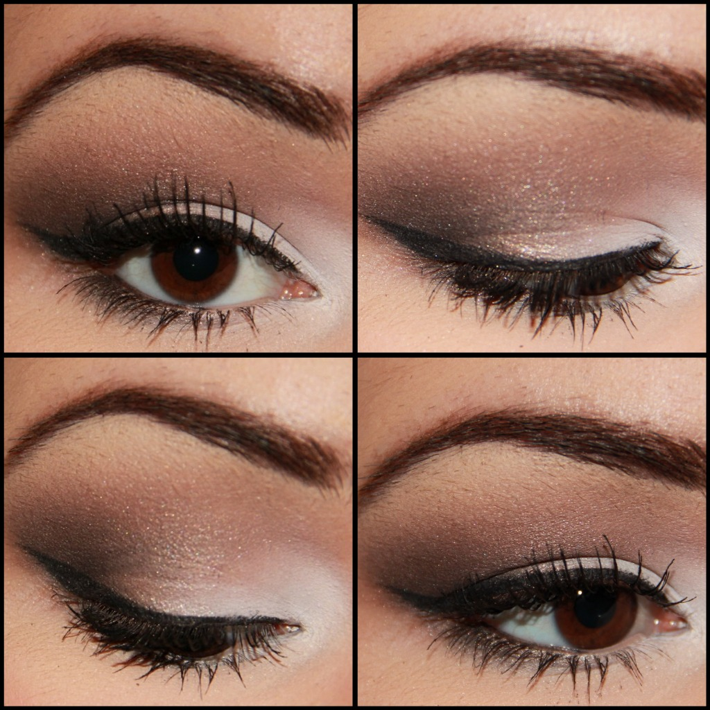 neutral eyes using naked 2 palette kailan marie a beauty and lifestyle blog neutral eyes. Black Bedroom Furniture Sets. Home Design Ideas