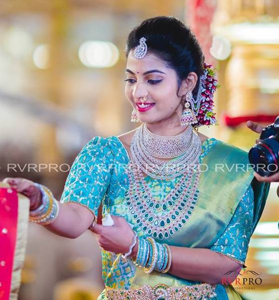 Brahmani and Rajeev Reddy Wedding