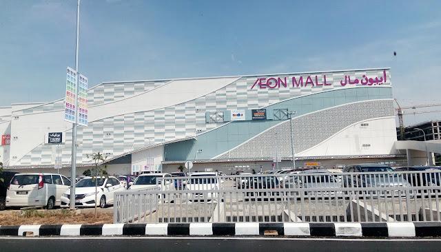 AEON Mall Kota Bharu, pertama di Kelantan