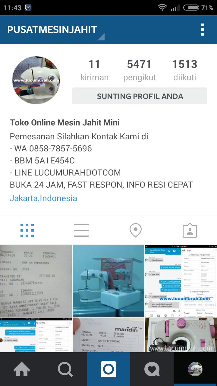 5 Tips Berjualan di Instagram Biar Laris Manis ~ Peluang ...