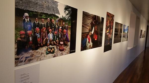 George Tapan Abot-Tanaw Exhibit