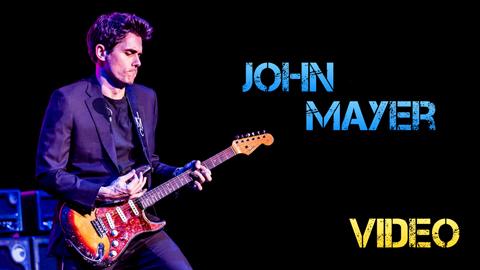 Vídeo Biografía John Mayer