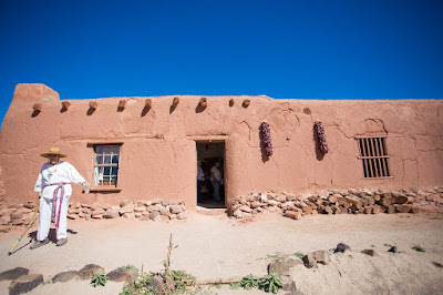 El Rancho de las Golondrinas Santa Fe New Mexico by Laurence Norah-4