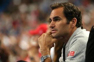 Roger Federer handsome tennis players