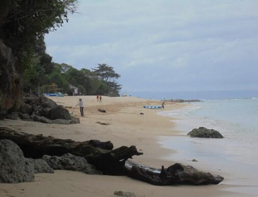 Sawangan Beach Bali, Sawangan Nusa Dua Bali