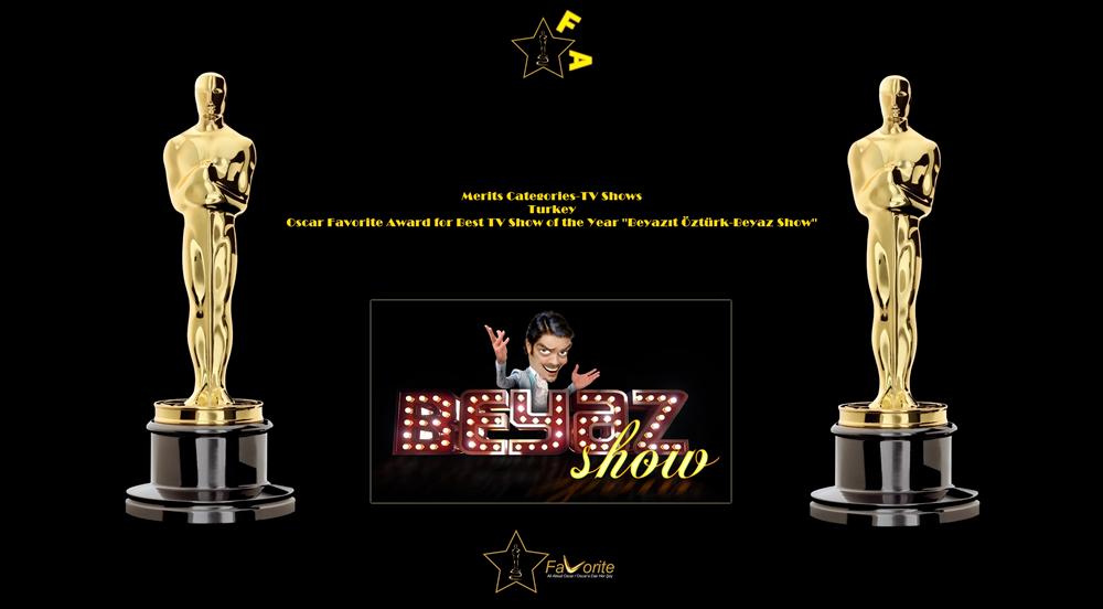 oscar favorite best tv show of the year turkey award beyazit ozturk beyaz show