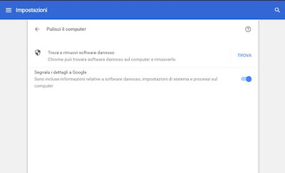 chrome antimalware