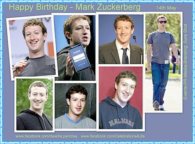 Mark Zuckerberg Birthday Cake