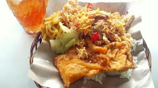 Kuliner Indonesia - Ayam Geprek Bu Rum