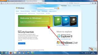 Cara Cek Keaslian OS Windows 7 Secara Online dan Offline