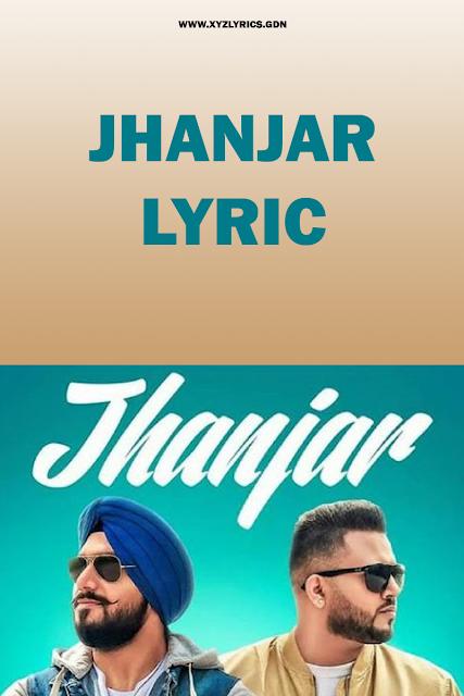 JHANJAR LYRIC | Param Singh | Kamal Kahlon | Video