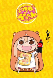 Poster Anime Himouto! Umaru-chan (Summer 2015) - First Impression Review by Glen Tripollo
