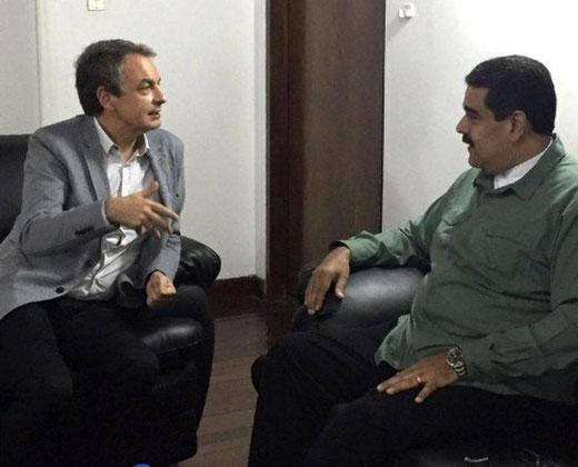 ¿Qué logró Venezuela con el encuentro entre Maduro y Zapatero?