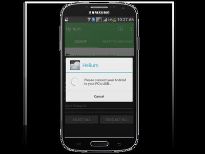 android backup app 2017