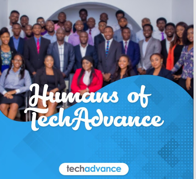 humans of techadvance