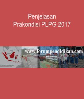 Prakondisi PLPG 2017 | Info Sergur